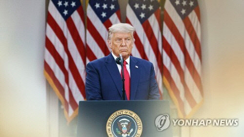 [속보] 미 하원, `내란선동` 트럼프 탄핵소추안 표결 돌입